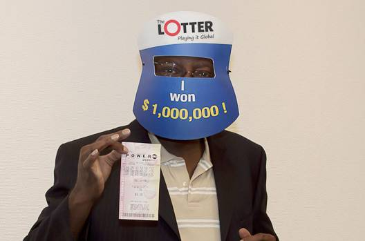 $1,000,000 Lottery Winner from U.K