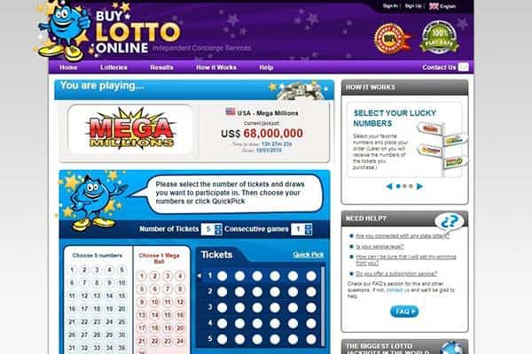 Us Lottery Online
