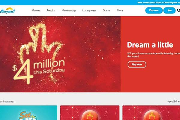 Lotterywest Lotto - Top 10 Best Online Lotto
