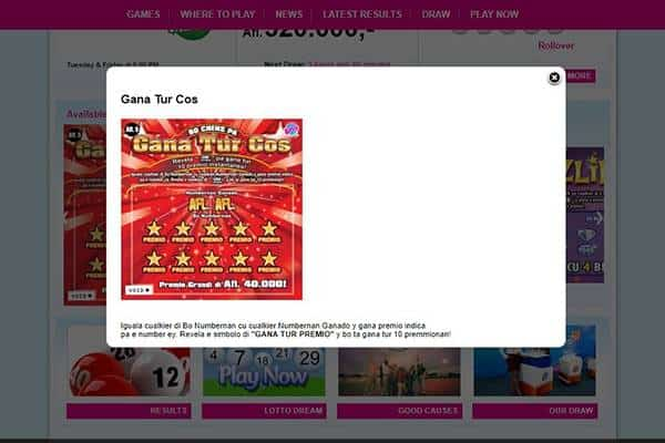 Lotto Aruba Lottery - Top 10 Best Online Lotto