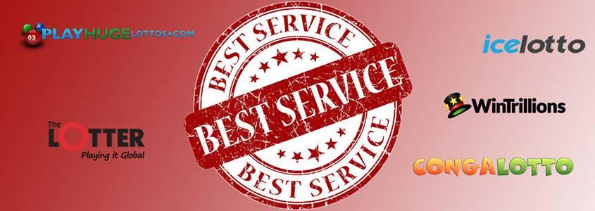 Best Service Online Lottery Operators
