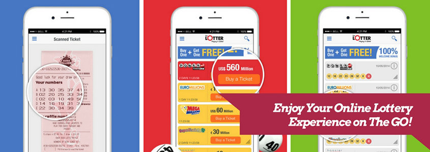 Lottery Experience on The GO