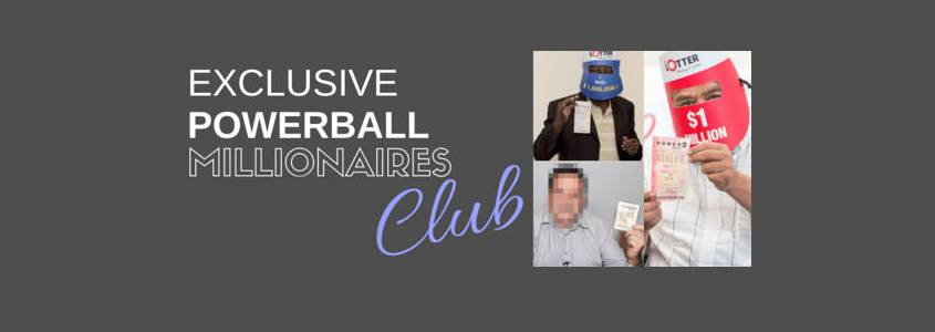 The Lotter Exclusive Millionaires Club