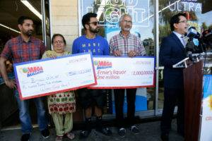 Roland Reyes lotto jackpot winner