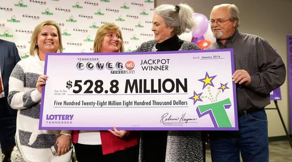 lottery winners 2019